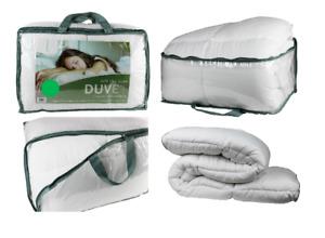 13.5 Tog Microfibre Duvet Soft Feels Like Down Duvet Hotel Quality Quilts In Bag
