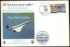 FFC CONCORDE: NEW YORK TO LONDON (K2375)