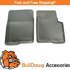 Husky Liners 33252 - Classic Style Series - Front Row Floor Liners - Grey
