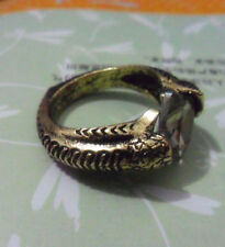 Harry Potter Horcrux Rings Special price spot goods collection silver Ring