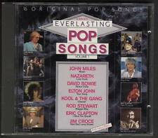 EVERLASTING POP SONGS V1 1989 CD DAVID BOWIE ELTON JOHN ROD STEWART ERIC CLAPTON