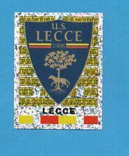 PANINI CALCIATORI 2001/02- Figurina n.193- SCUDETTO/BADGE - LECCE -NEW