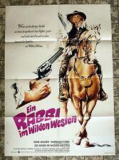 Ein Rabbi im Wilden Westen / FRISCO KID * A1-Filmposter (MOTIV #B) Harrison Ford