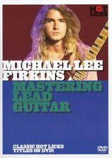 HOT LICKS MICHAEL LEE FIRKINS LICK LIBRARY LEAD GUITAR LEARN DVD! RRP $60!