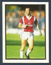 DAILY/SUNDAY MIRROR 1988 -#277-WEST HAM-ASCOLI-INTER-JUVENTUS-ARSENAL-LIAM BRADY