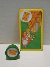 Ravensburger ENCHANTED FOREST Board Game Replacement HANSEL & GRETEL Card & Tree