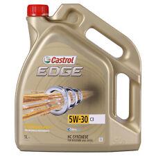 Castrol EDGE Titanium FST 5W-30 C3  5 Litres Jerrycans