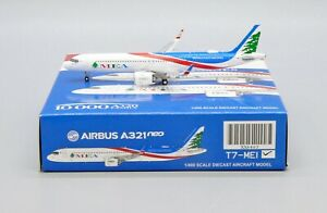 JC Wings 1:400 MEA - Middle East Airlines A321-200 NEO T7-ME1 Diecast Model