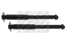 Stoßdämpfer MAPCO 40615/2 hinten für FORD