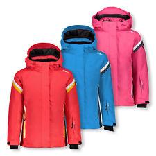 CMP Mädchen Skijacke Winterjacke Schneejacke Girl Jacket Snaps Hood Farbwahl