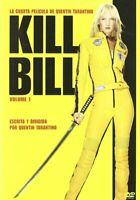 Kill Bill 1+ Kill Bill 2 (DVD) NUEVO