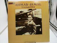 AHMAD JAMAL TRANQUILITY IMPULSE! AS 9238 1973 Quadrophonic VG+ c VG+
