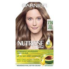 Garnier Nutrisse 7N Nude Dark Blonde Permanent Hair Dye