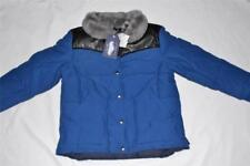 AUTHENTIC PENFIELD WOMENS ROCKWOOL DOWN INSULATED JACKET LARGE COBALT BLUE NEW