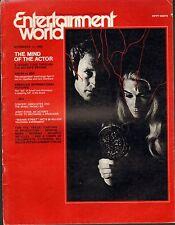 NOV 14 1969 ENTERTAINMENT WORLD vintage movie magazine - AMERICAN INTERNATIONAL