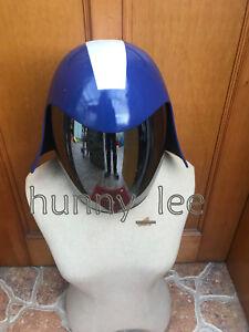 Cobra Commander Cosplay Helmet Blue Halloweeen