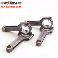 for MG MGB 5 main bearing Performance Connecting Rod Conrod Bielle ARP Bolt Sale