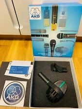 AKG D112 Classic Kick / Bass Drum Microphone for Studio or Live