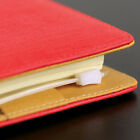 PVC Storage Bag for Notebook Diary Day Planner Zipper Bag Business Cards H lA