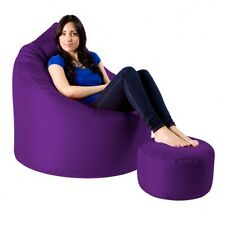 Free Footrest with XXXL Bean Bag cover Only | without beans