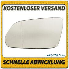 Spiegelglas für SKODA OCTAVIA 2004-2008 links Fahrerseite asphärisch