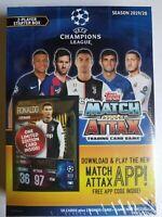 Topps 2019/20 UEFA Champions League Match Attax 2-Player Starter Box