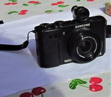 Samsung TL500  EX1  10.0 MP   f1.8, with extra viewfinder