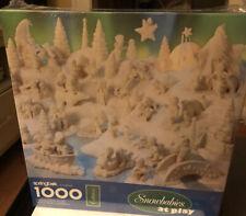 New sealed SNOWBABIES AT PLAY 1000 pieces Jigsaw puzzle Springbok Hallmark 24x30