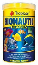 Tropical BIONAUTIC MARINE FLAKES 1L /200g