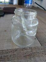 Vintage **Super Rare** Drug Store Medicine Glass With Measurement pocket