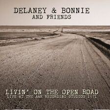 DELANEY & BONNIE-Live at the a&r Recording Studios 1971 CD NEUF