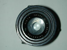ALDIS ENLARGING lens 6 in focus  F6     labo  photographie photo argentique