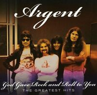 Argent - God Gave Rock and Roll To You: The Greatest Hits [CD]