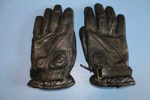 Harley-Davidson Women's Large Waterproof Leather Gore-Tex Gloves 98831-05VW