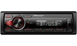 Pioneer MVH-S215BT Bluetooth/Android/USB Car Stereo