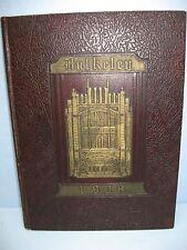 1938 Class Book, Bulkeley High School, Hartford, Connecticut Yearbook