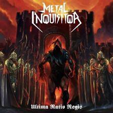 Metal Inquisitor - Ultima Ratio Regis [New CD]