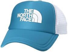 NEW THE NORTH FACE Kids' Logo Baseball Mesh Cap Flamenco Blue KL Size NNJ01407