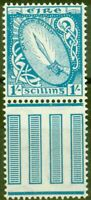 Ireland 1940 1s Light Blue SG122 Fine Mtd Mint