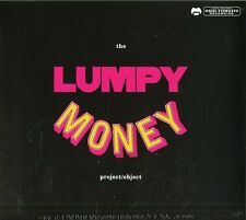 ZAPPA FRANK - THE LUMPY MONEY  - 3 CD NUOVO SIGILLATO