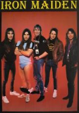 Iron Maiden Band Shot Pants Down Poster 23.5 x 34
