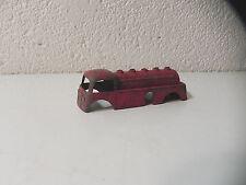SOLIDO MOSQUITO DEMONTABLE CAMION CITERNE CAISSE SEULE 8cm jouet ancien