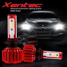 Xentec LED Headlight High Kit 9005 HB3 6000K for Dodge Viper Charger Ram