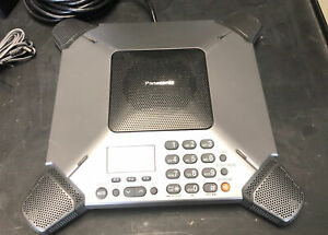 Panasonic KX-TS730S Conference System Speakerphone with Caller ID