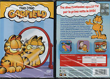 CIAO SONO GARFIELD - DVD (NUOVO SIGILLATO)