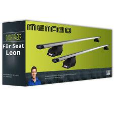 Menabo Tema - Dachträger - Aluminium - für Seat Leon III Typ 5F/5F1 NEU komplett