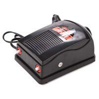 Oxigenador de acuario doble con 2 salidas con bajo consumo 5 W