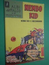 CY   ALBI DEL FALCO NEMBO KID (Superman) N. 89 Ristampa Anastatica