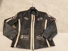Tough Rider Leather Jacket 3xl