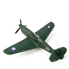 1/32 Scale Metal P40 Flying Shark Fighter Plane Army Static Airplane Model